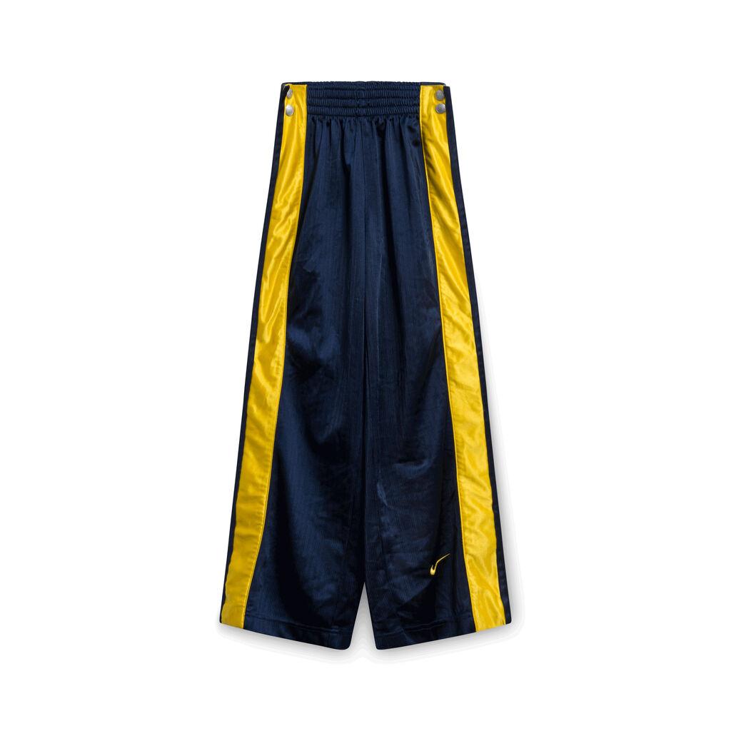 Nike Hoops Basketball Pants - Navy/Yellow
