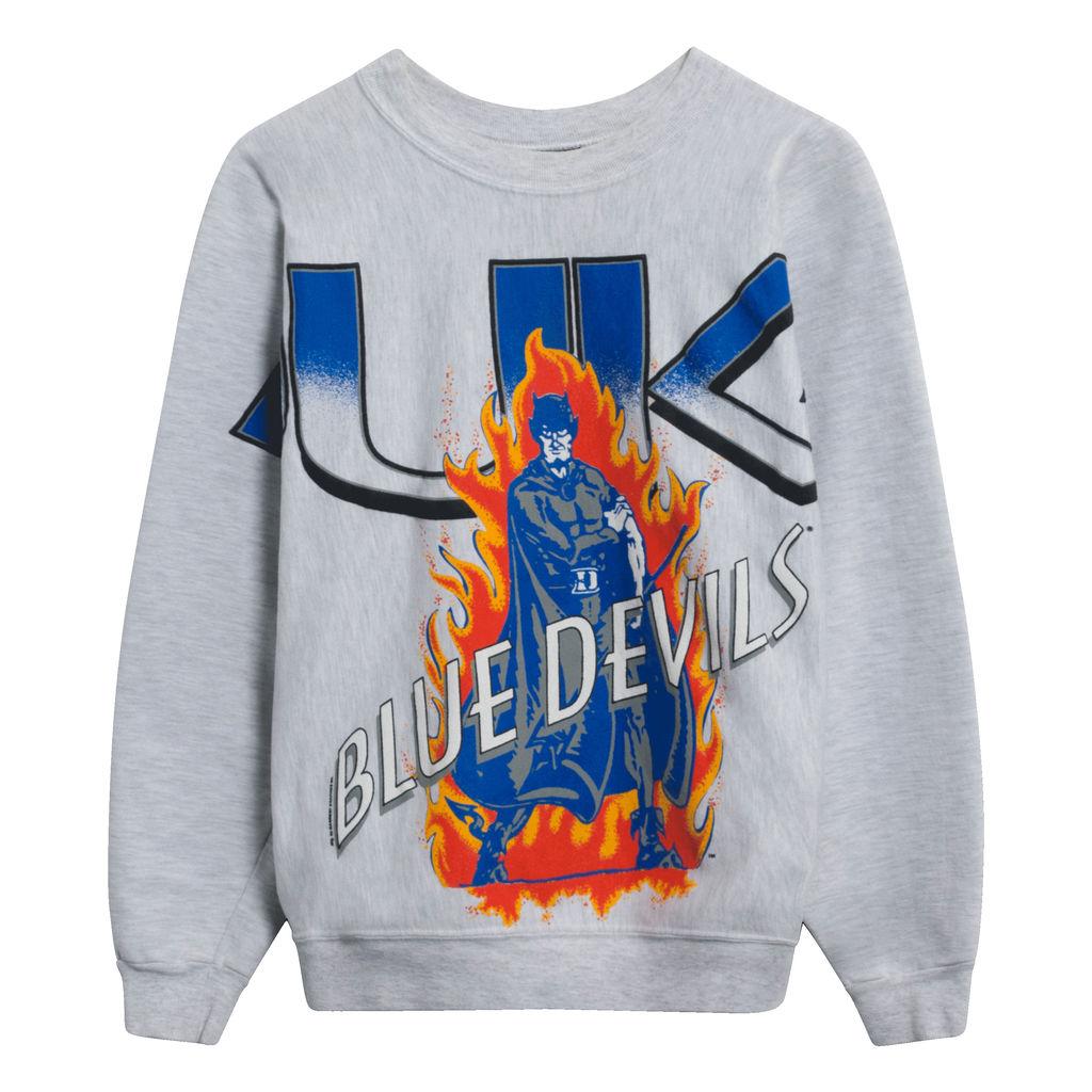 Vintage Duke Blue Devils Pullover Sweatshirt
