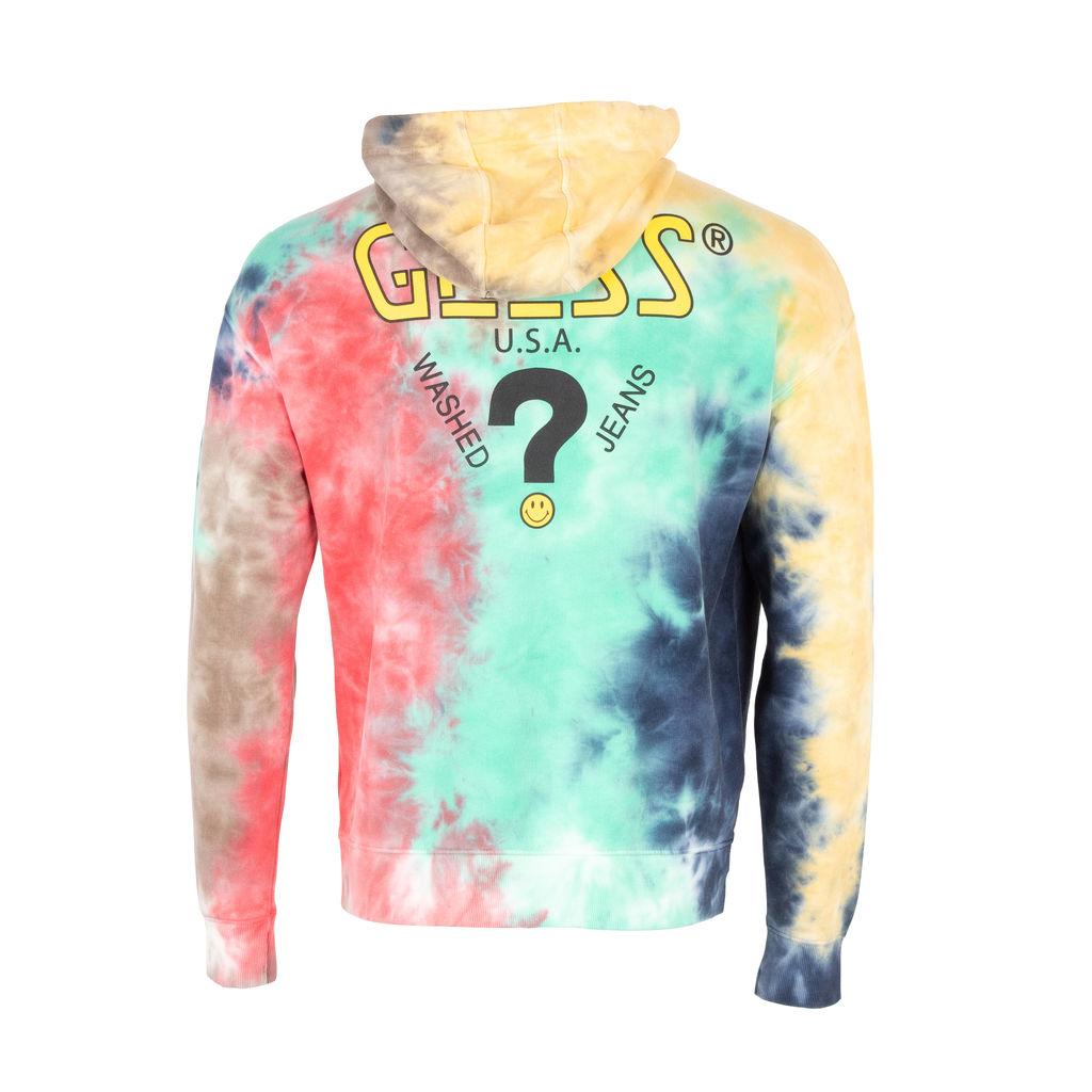 Guess x Chinatown Market Tie Dye Hoodie