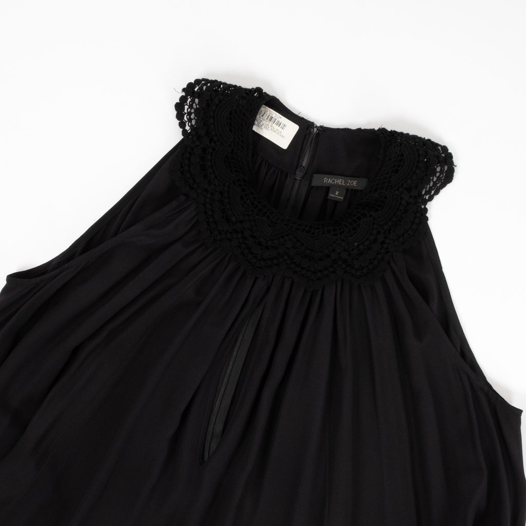 Rachel Zoe Sleeveless Maxi Dress