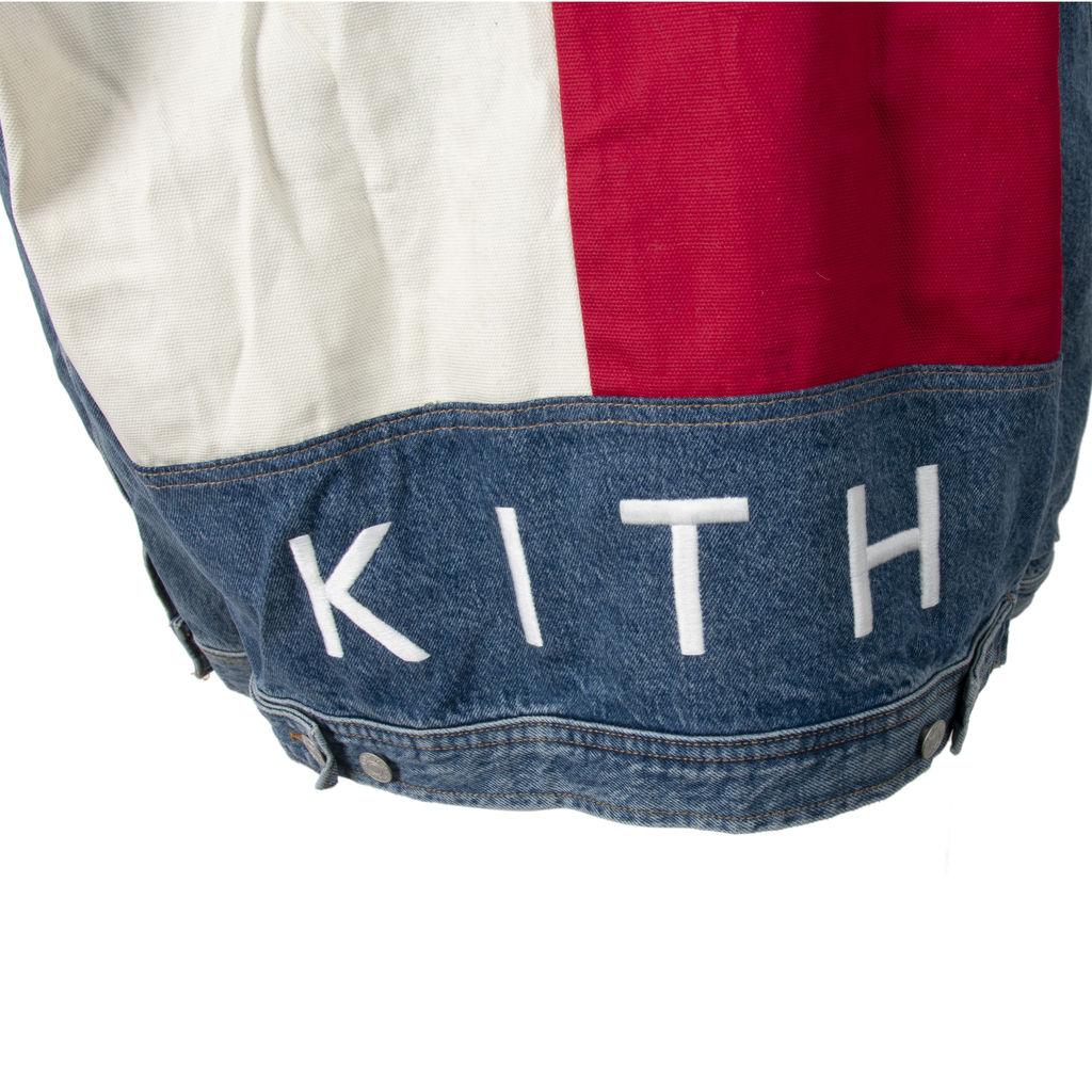 Tommy Hilfiger x Kith Denim Jacket