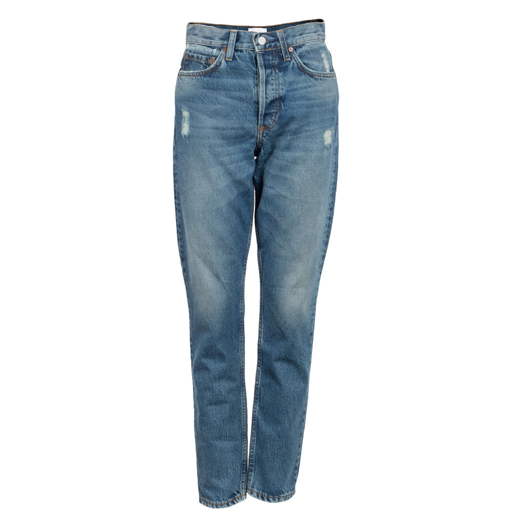 Boyish Billy Button Fly High Rise Skinny Jeans