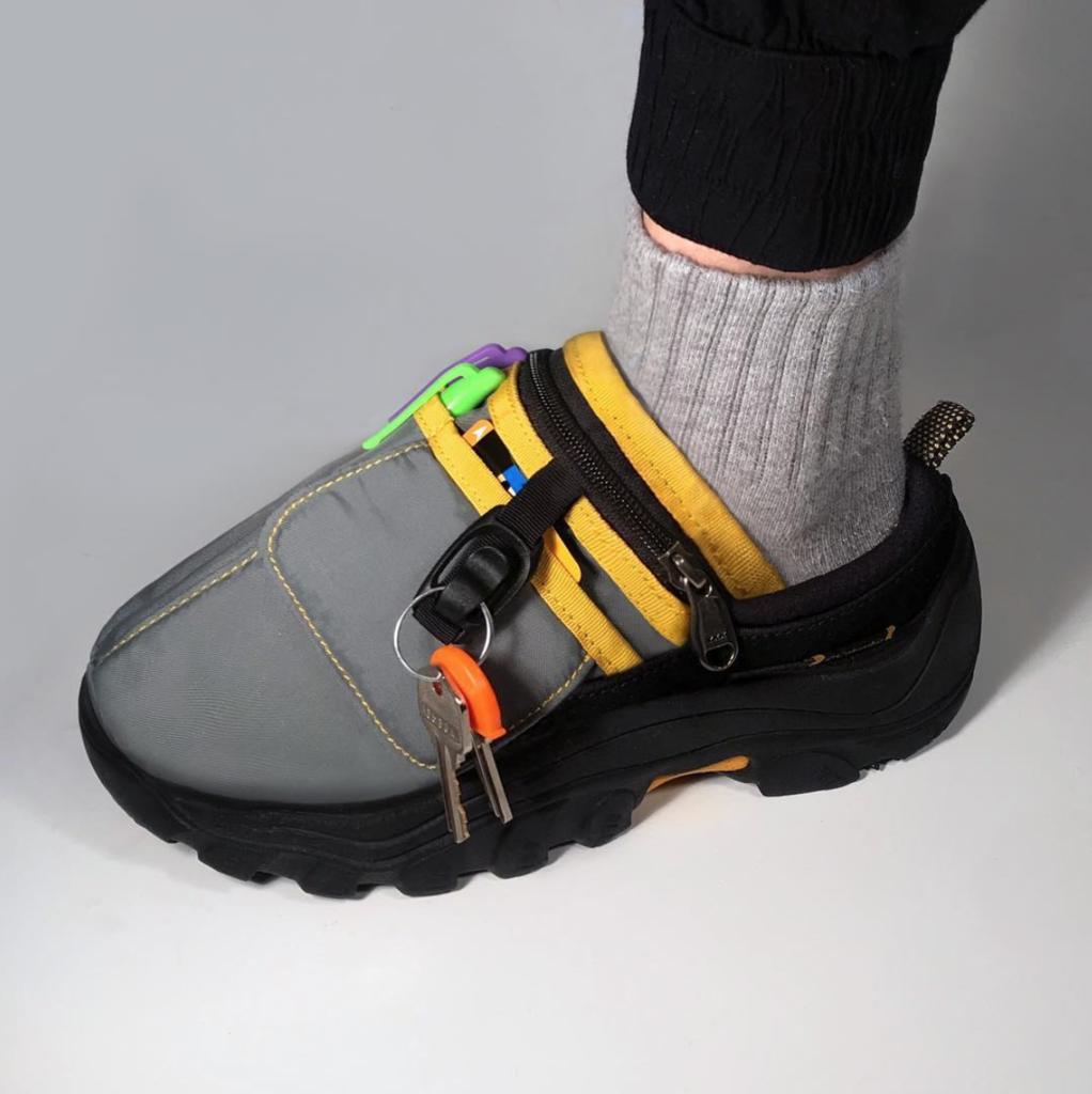 Art Basel Workshop: DIY Footwear with Nicole McLaughlin