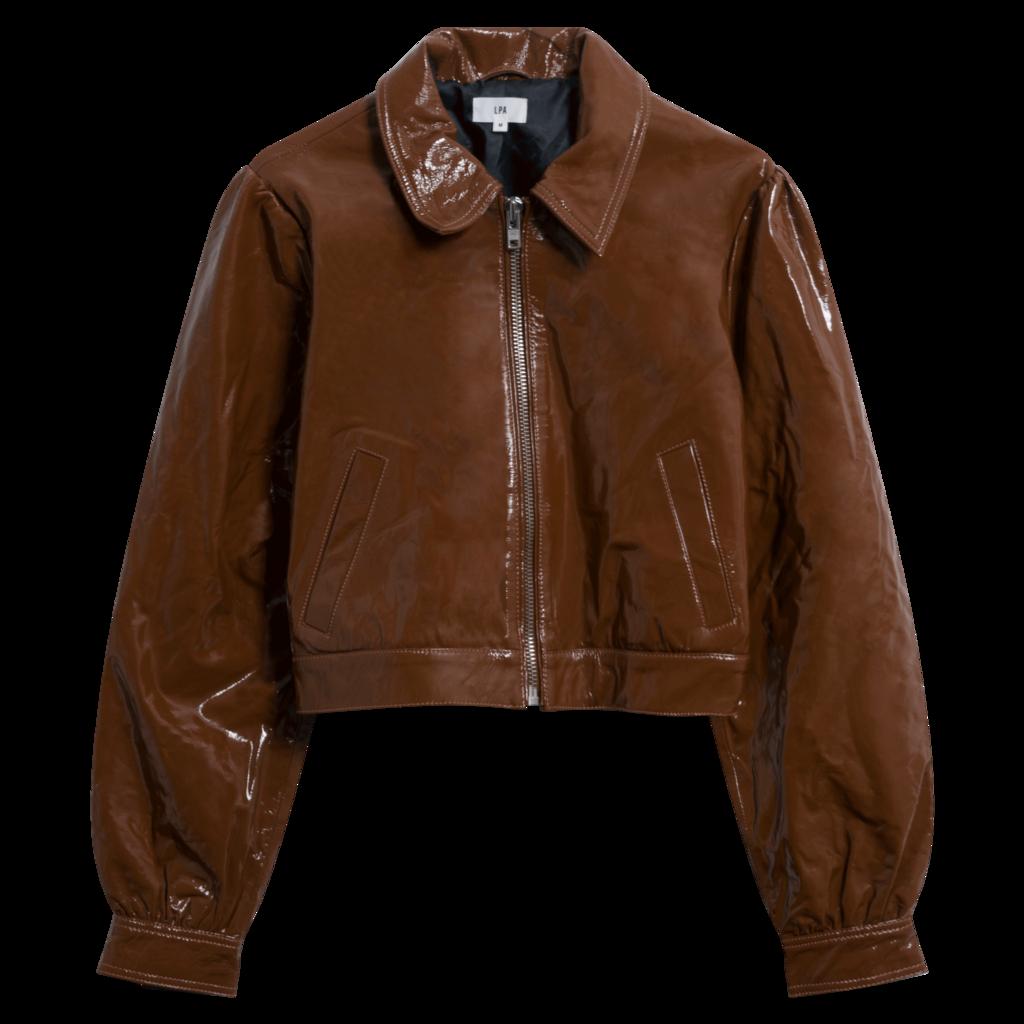 LPA Paulie Patent Jacket