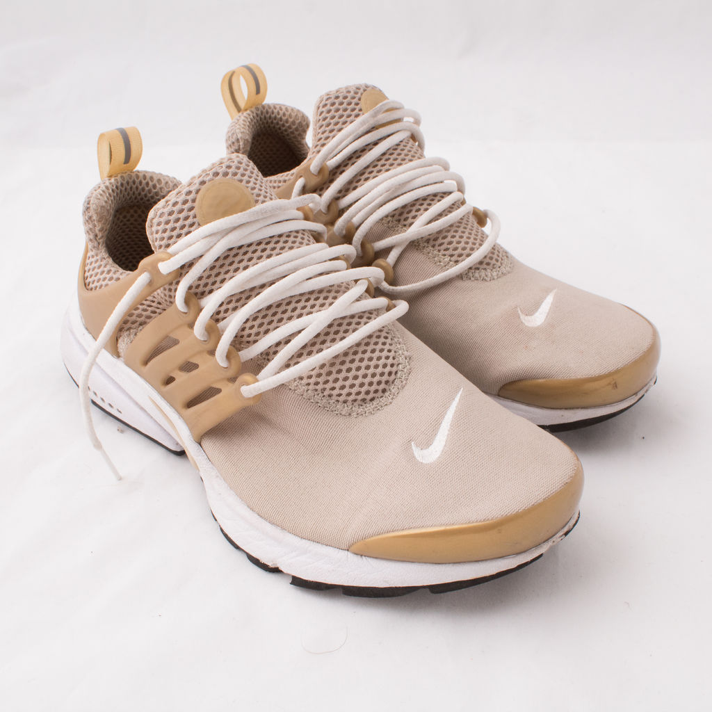 Nike Air Presto Gold Metallic