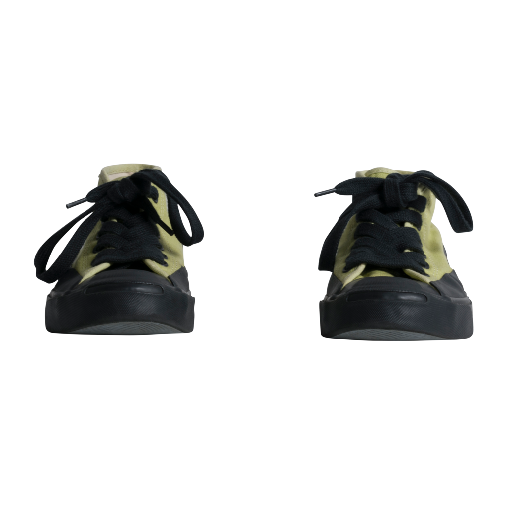 Converse x A$AP Nast Jack Purcel Chukka Mid Sneakers - Beechnut