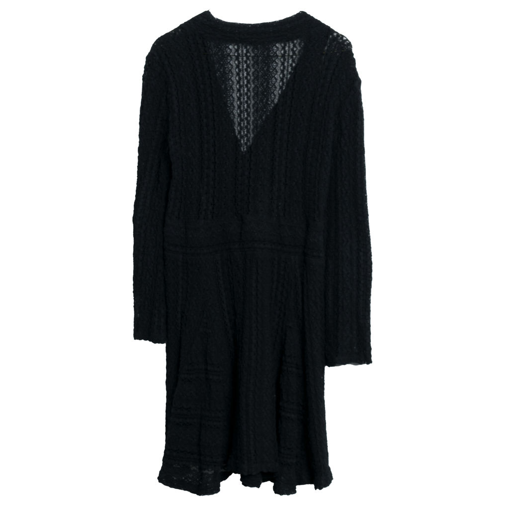 IRO Black Shell Dress