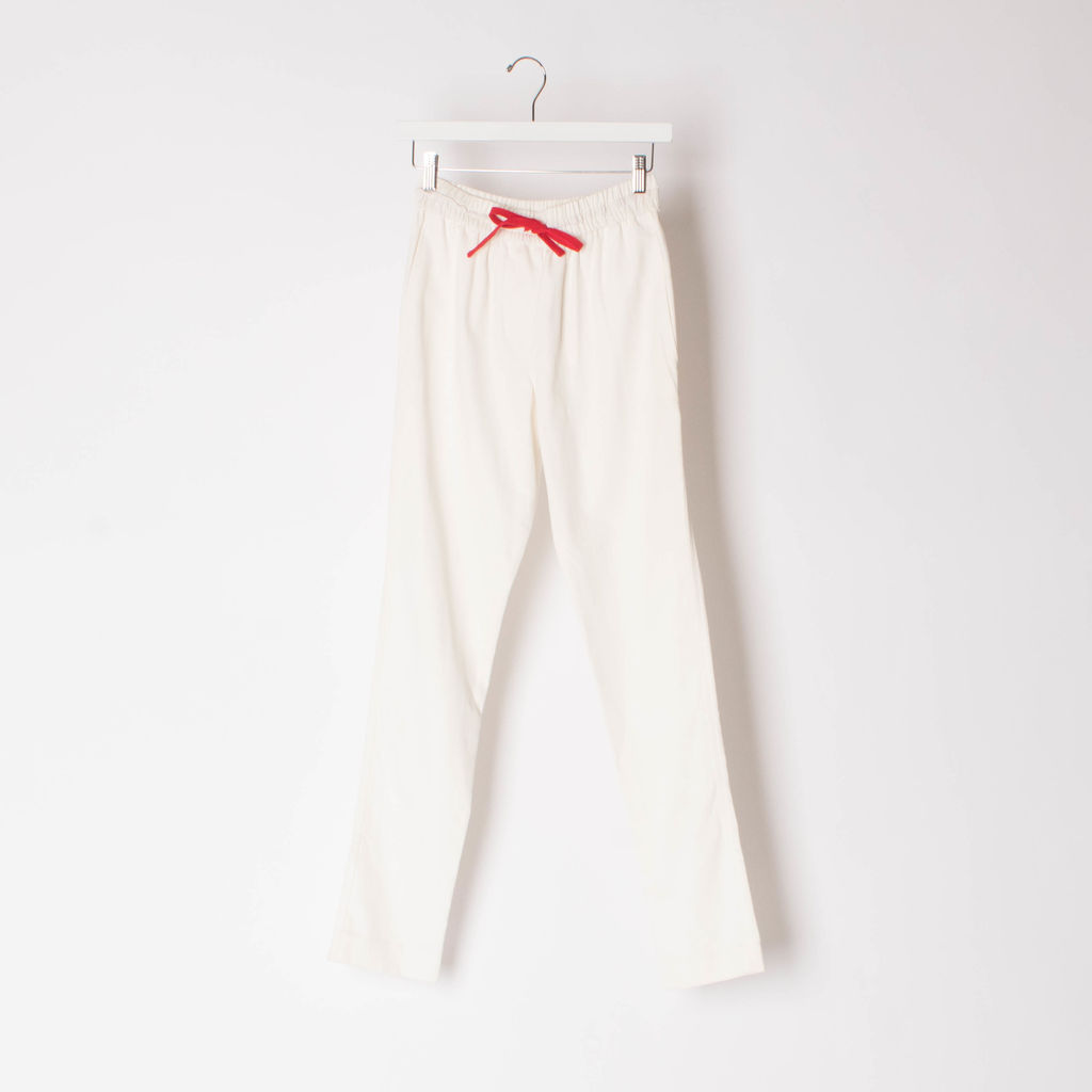 White Isabel Marant Étoile Trousers