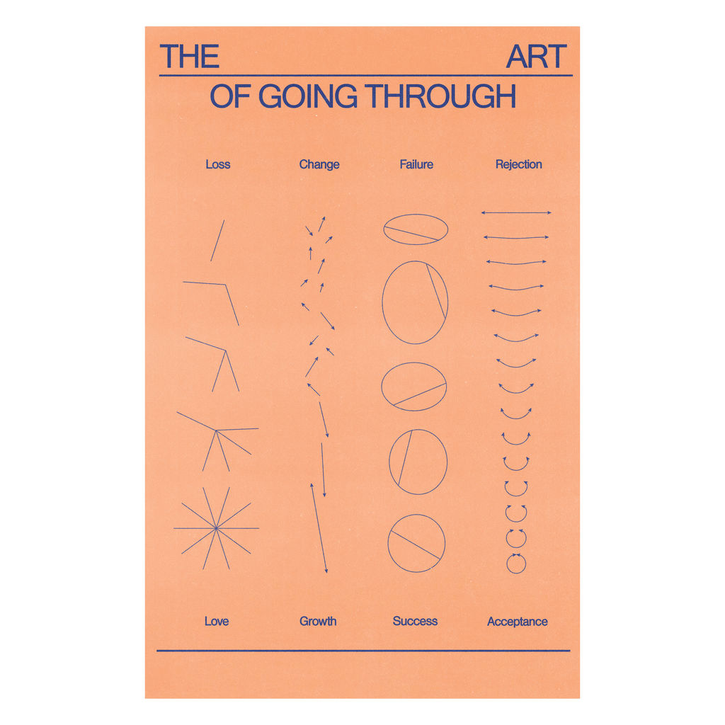 The Art of Going Through