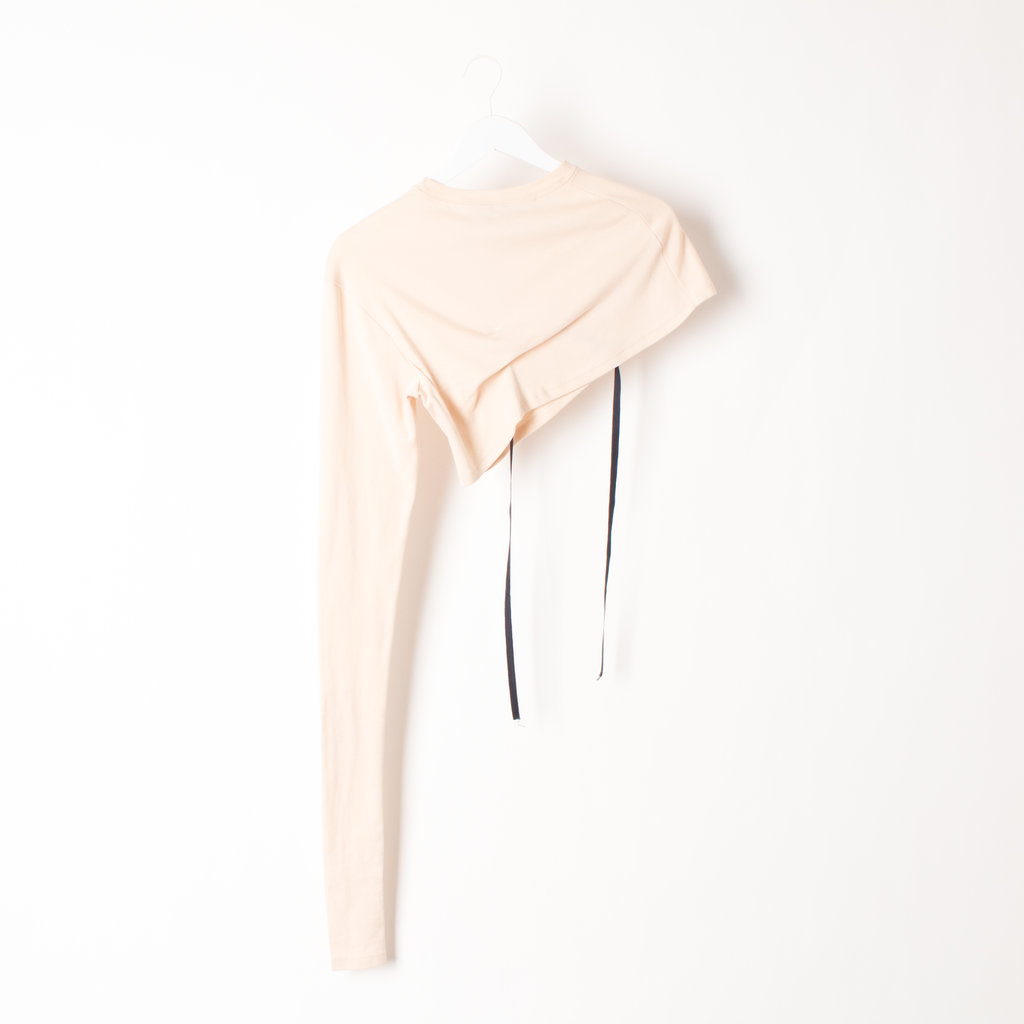 JACQUEMUS Draped Top