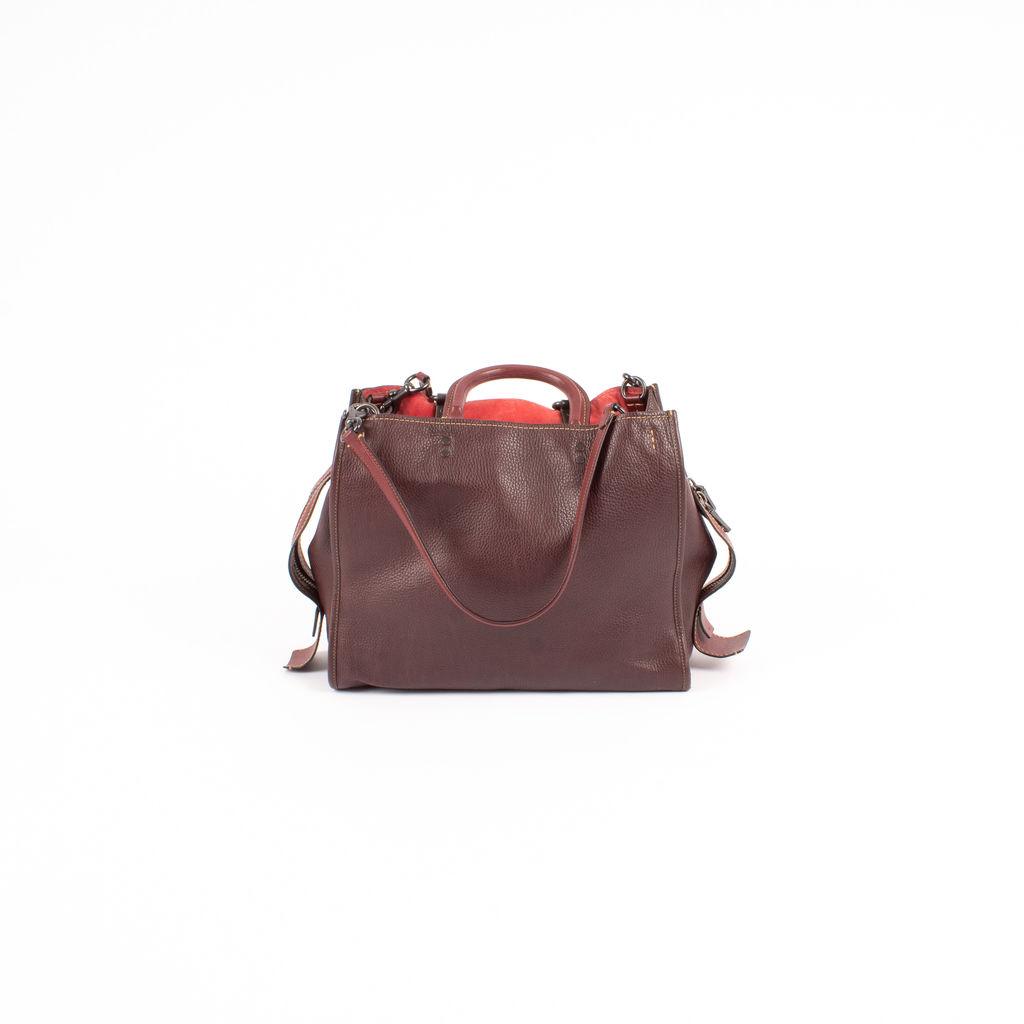 Coach Rogue 25 Mini Tote Bag