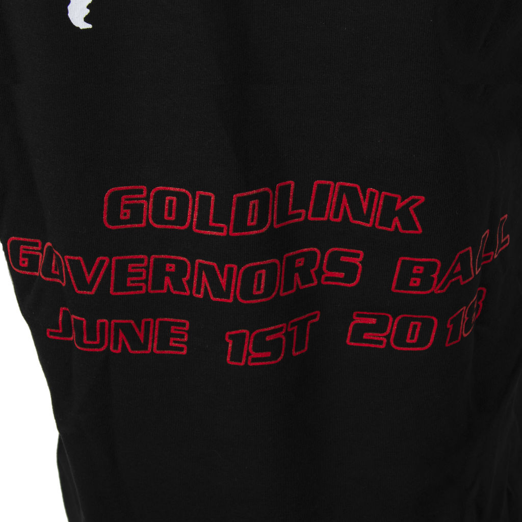 GoldLink Gov Ball Shirt