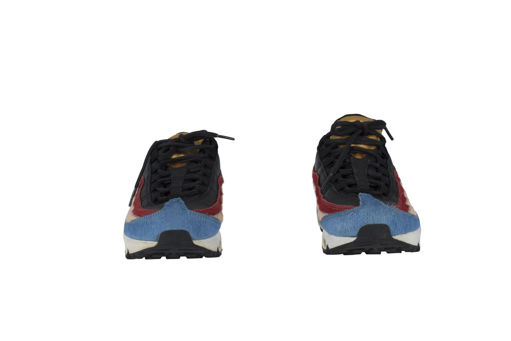 Women's Air Max 95 Multi-Color Pony Hair