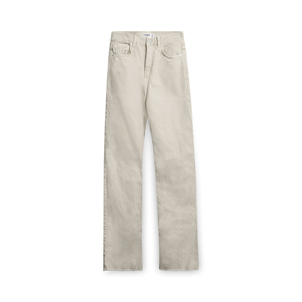 Cream Pull&Bear Jeans