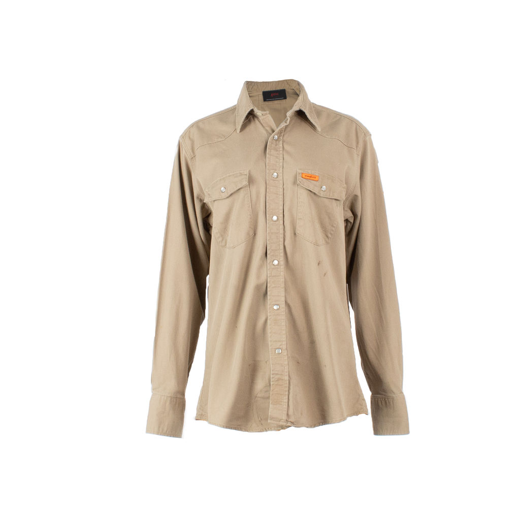 Sami Miro Vintage x André Saraiva Exclusive Wrangler Overshirt - Custom One of One