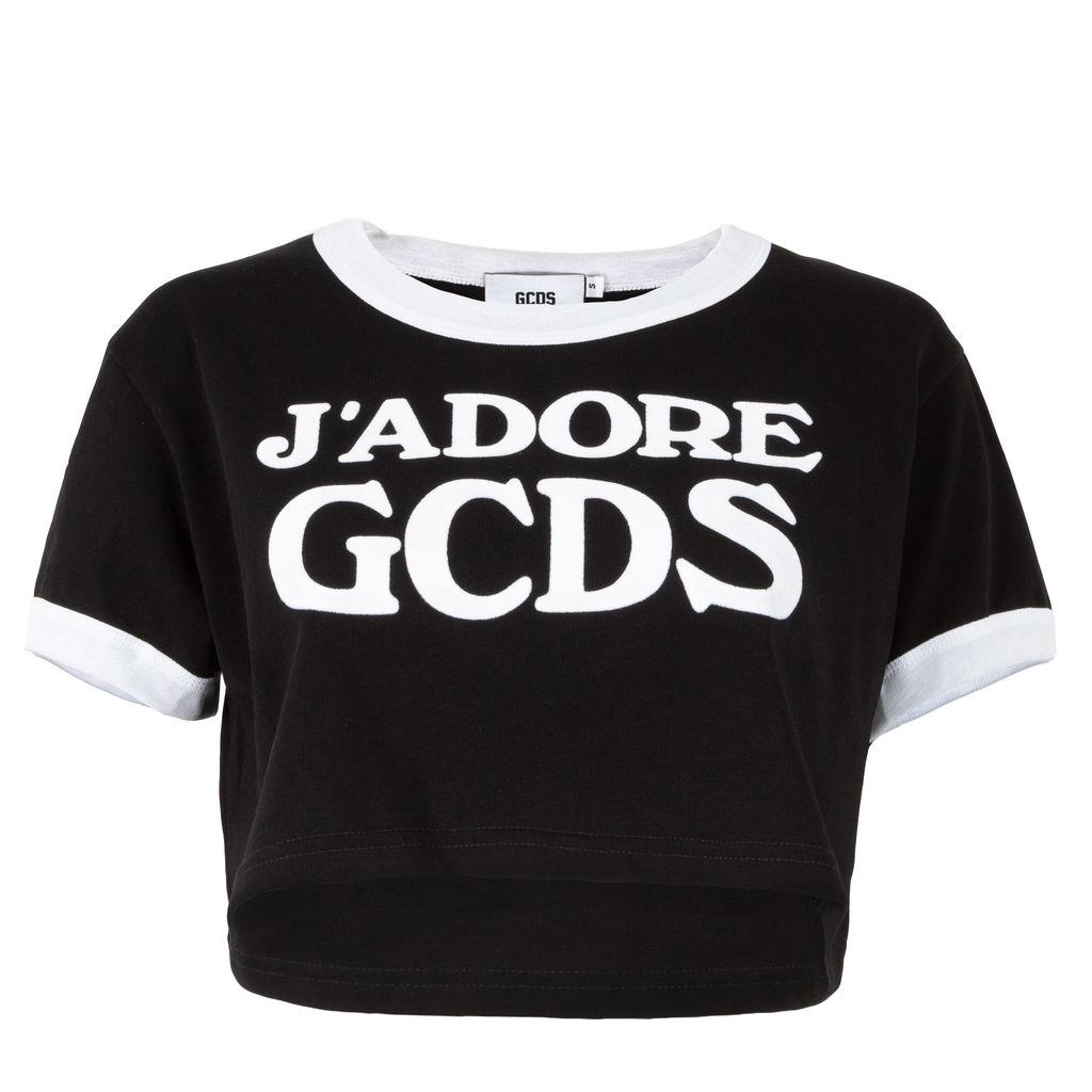GCDS J'Adore Mini Tee