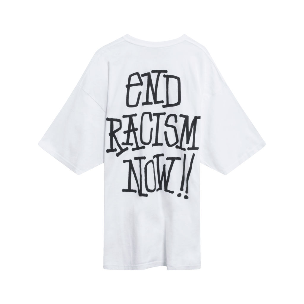 Stüssy End Racism Now Tee