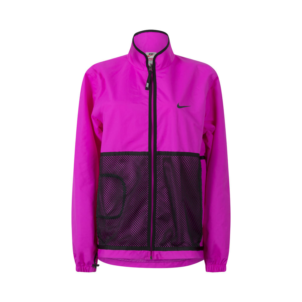 Supreme Nike Trail Running Jacket -Pink