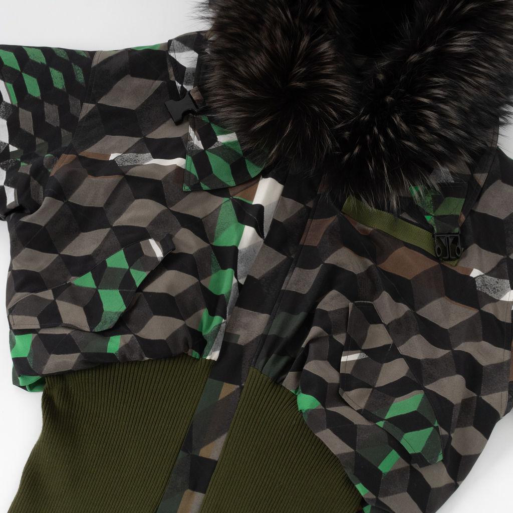 Preen by Thornton Bregazzi Star Wars Bomber Jacket