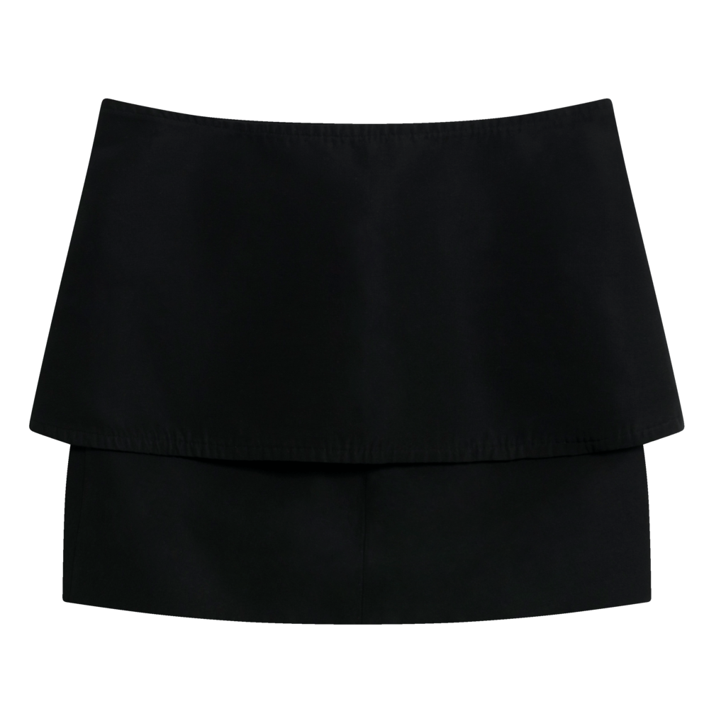 J.W. Anderson Brick Mini Skirt