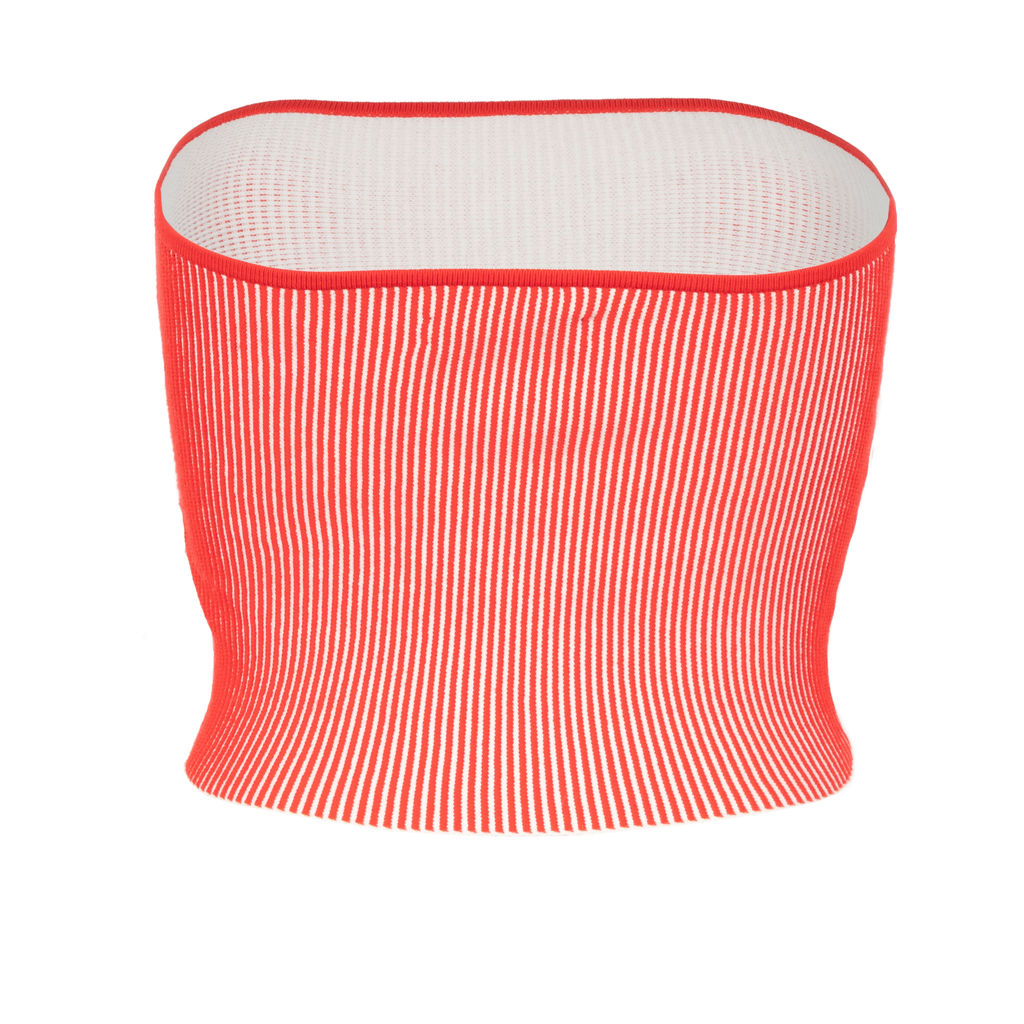 Babaton Essamba Rib Knit Tube Top