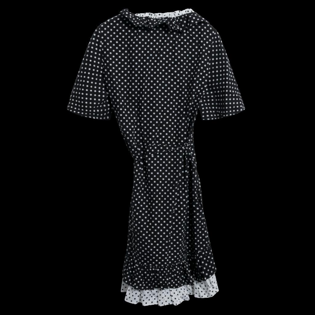 Rachel Antonoff Diana Ruffle Wrap Dress