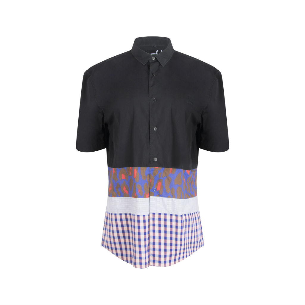 Raf Simons X Fred Perry Button Up Shirt
