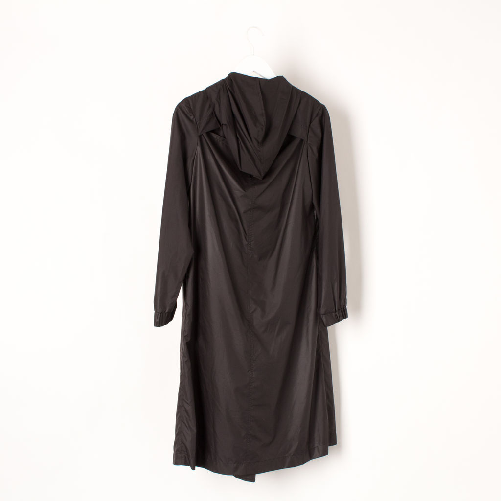 C/CHRIST Long Raincoat