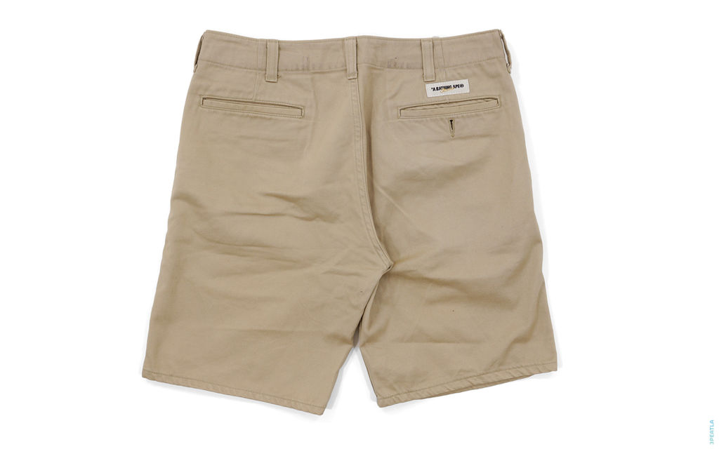 Basic Chino Shorts light_brown