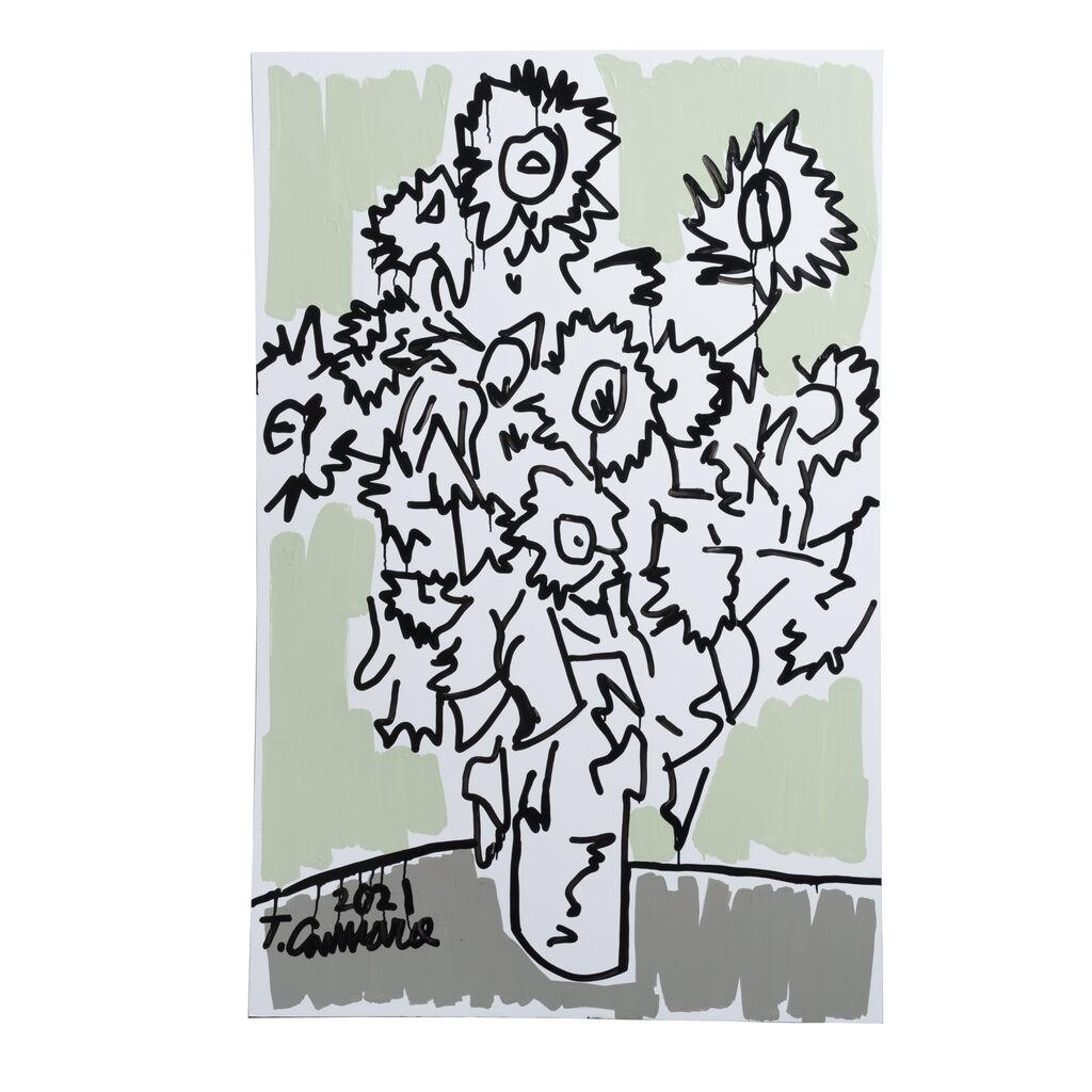 Untitled Flower Piece