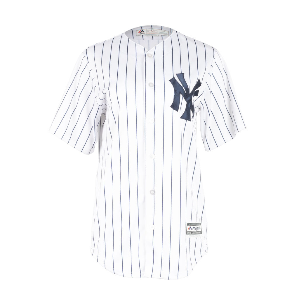 the latest 3c8bf 5abbb New York Yankees Baseball Jersey by Emily Oberg