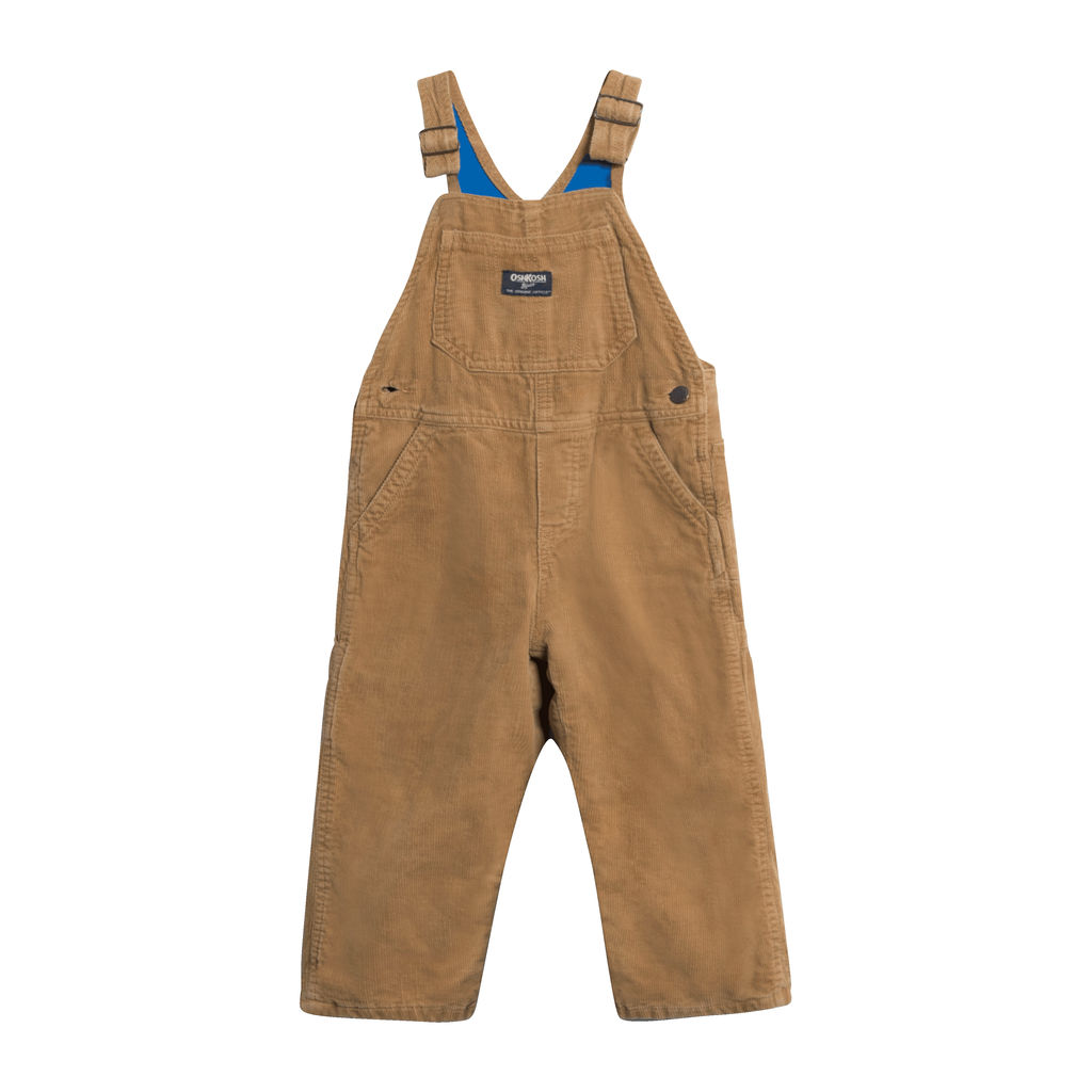 Vintage OshKosh Overalls- Brown