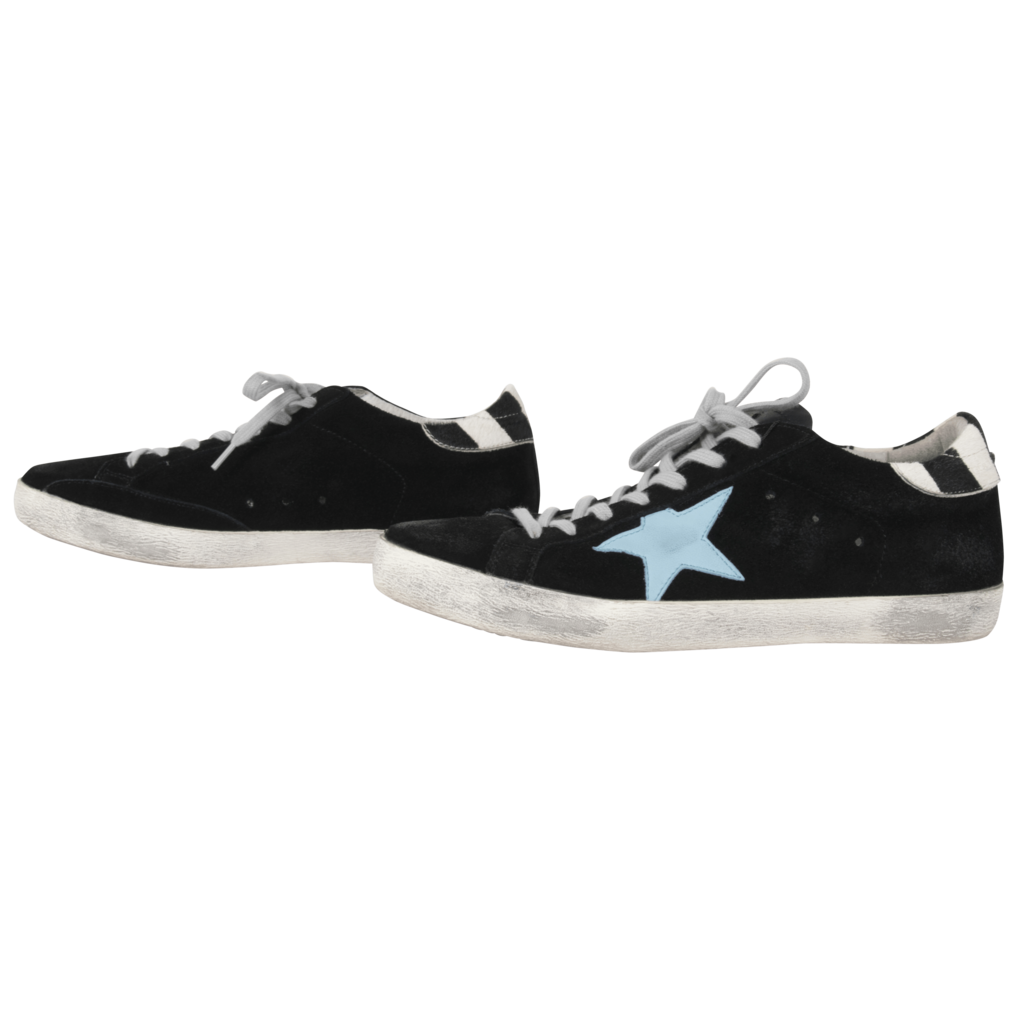 MEN'S GOLDEN GOOSE DELUXE BRAND SUPERSTAR SNEAKERS