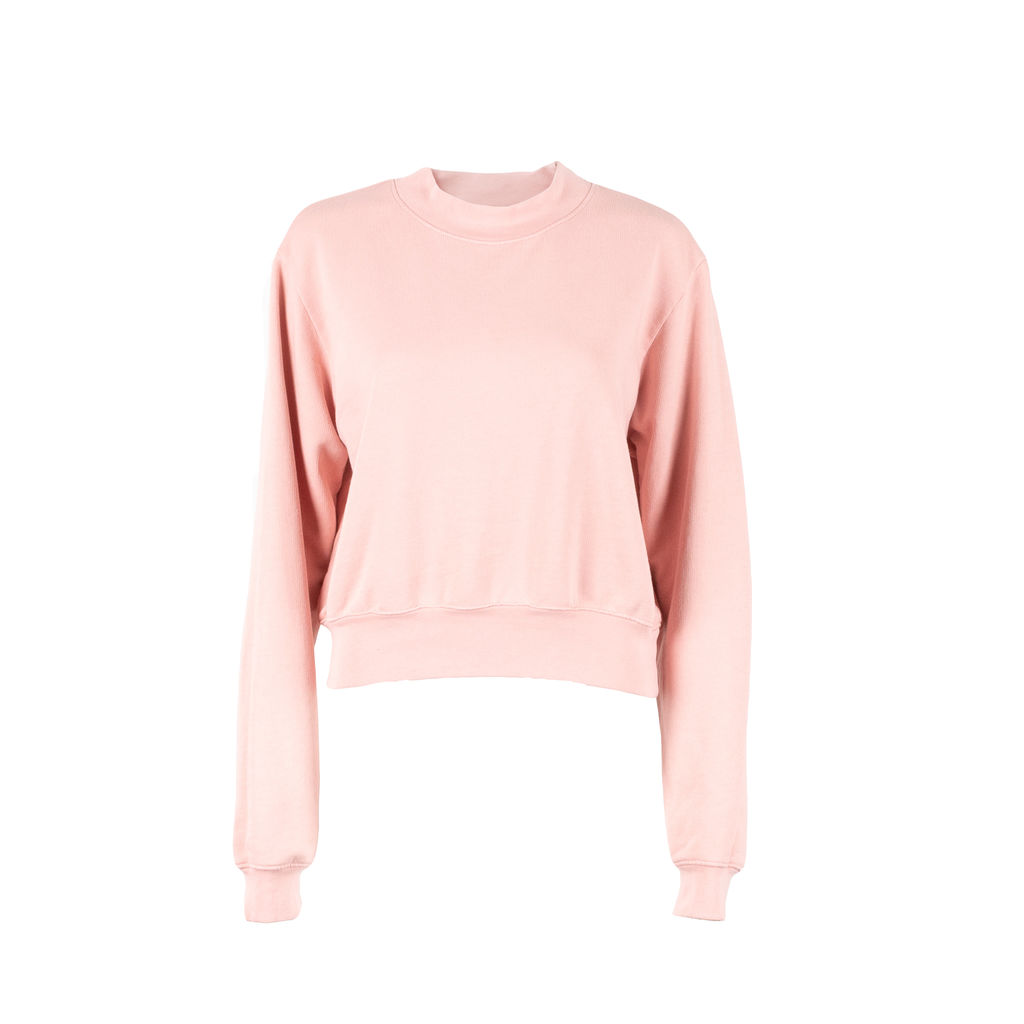 Cotton Citizen The Milan Crop Sweatshirt