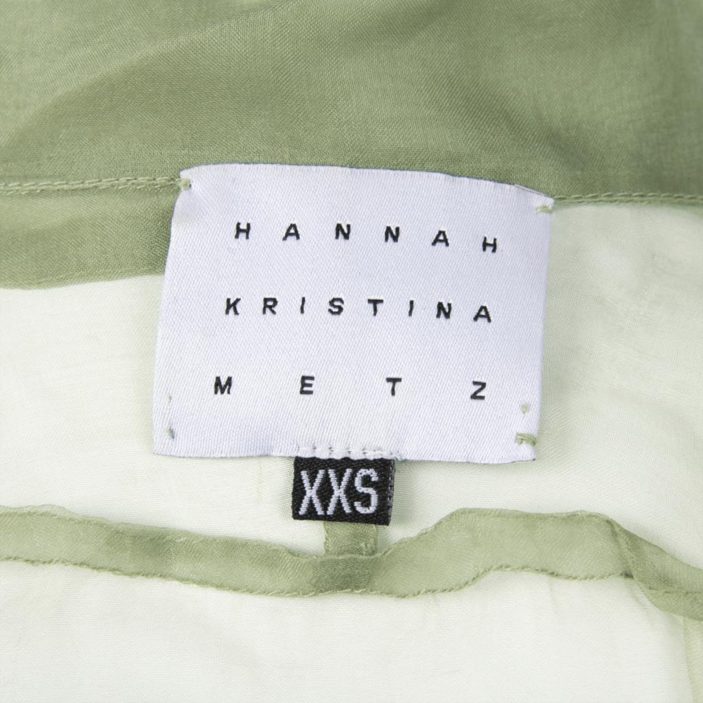 Hannah Kristina Metz Green Gables Blouse