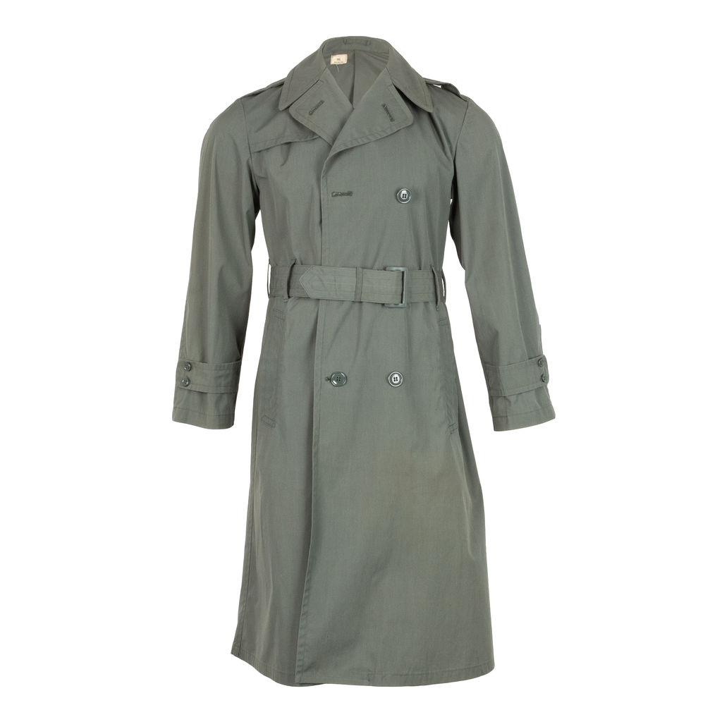 Vintage Navy Surplus Rain Coat