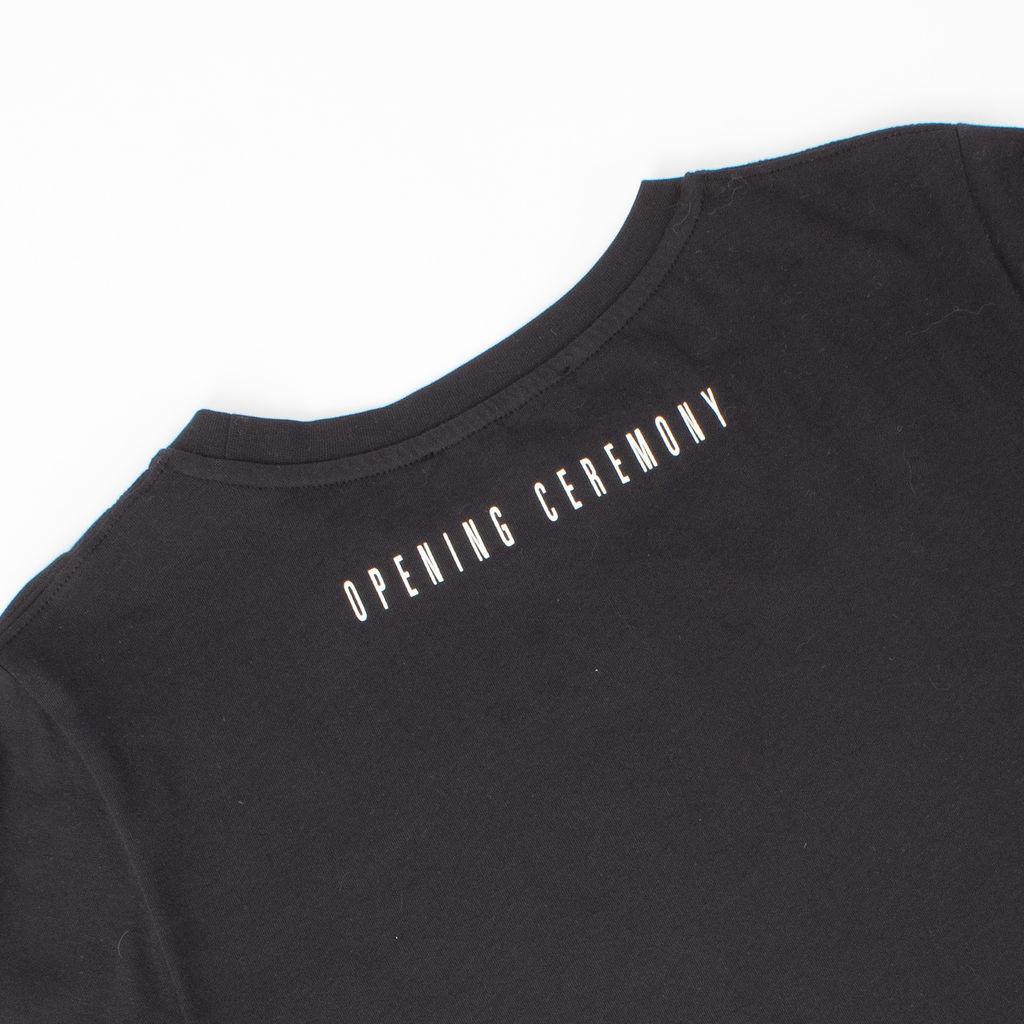 ESPRIT x Opening Ceremony Script Logo Tee Shirt