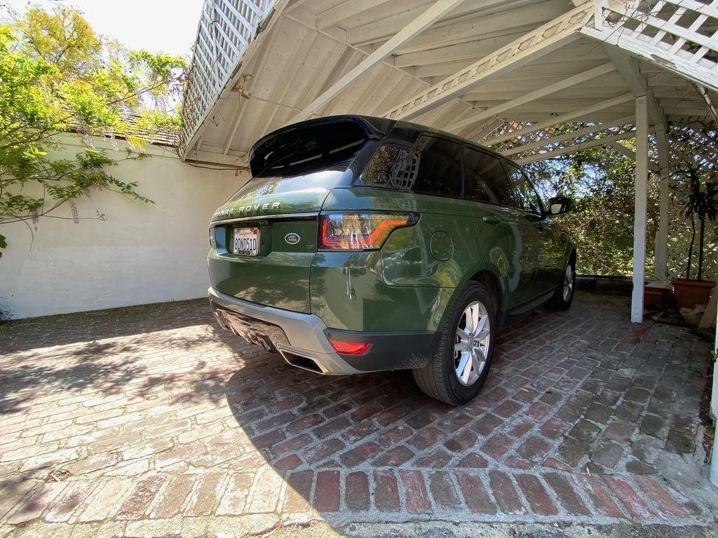 2018 Range Rover Sport SE v6