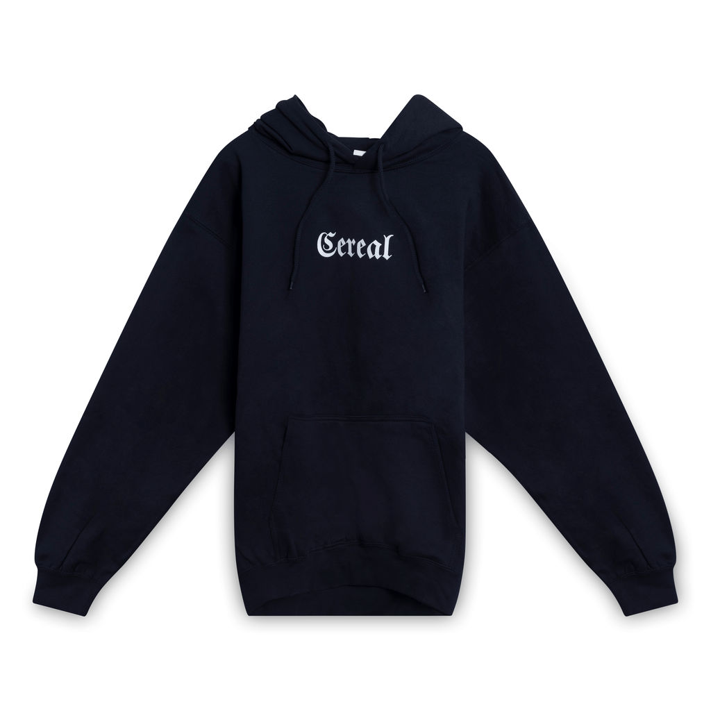 "Cereal & Such ""OG Logo"" Pullover (Navy)"