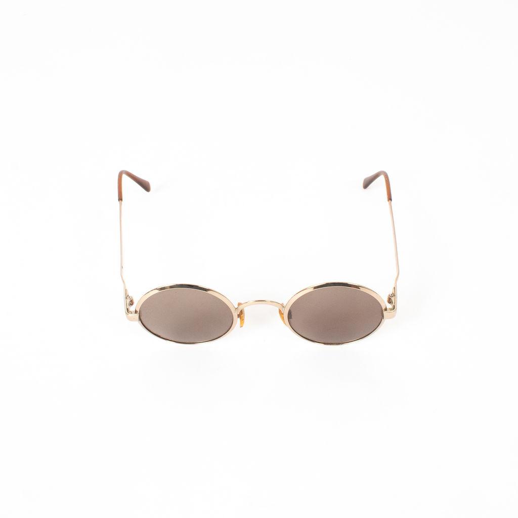 Vintage Armani Circle Lens Sunglasses