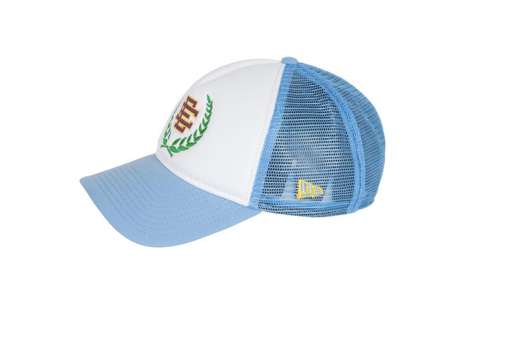 Eric Emanuel New Era Trucker Hat -Light Blue