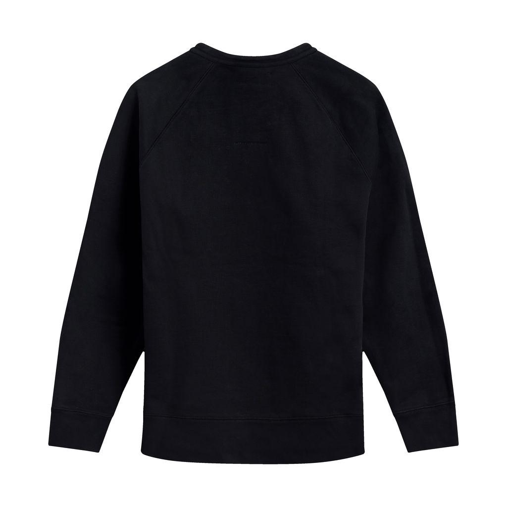 Our Legacy Workshop Collab Print Sweatshirt - Black