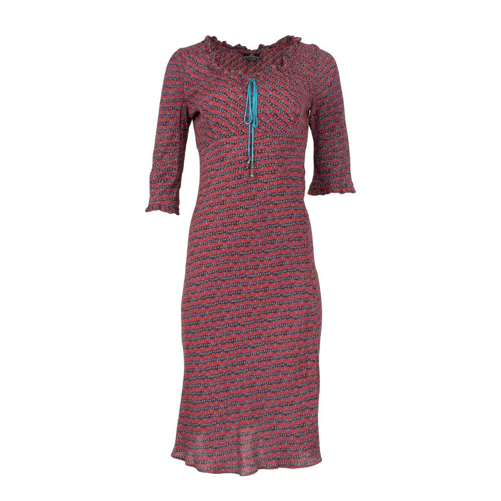 Angie Empire Waist Midi Dress
