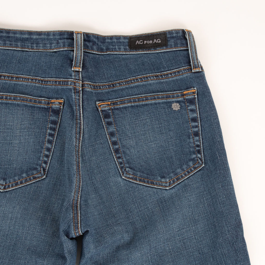Alexa Chung x AG High Rise Skinny Jeans
