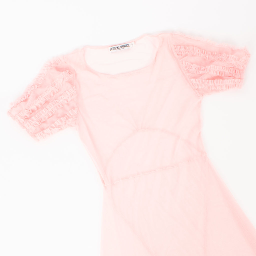 Discount Universe Miss World Dress In Pink