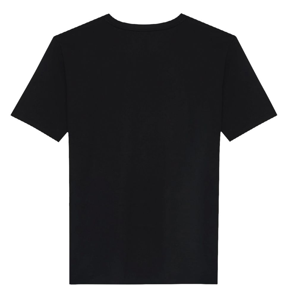 Club Fantasy Atomic Happiness Tee in Black