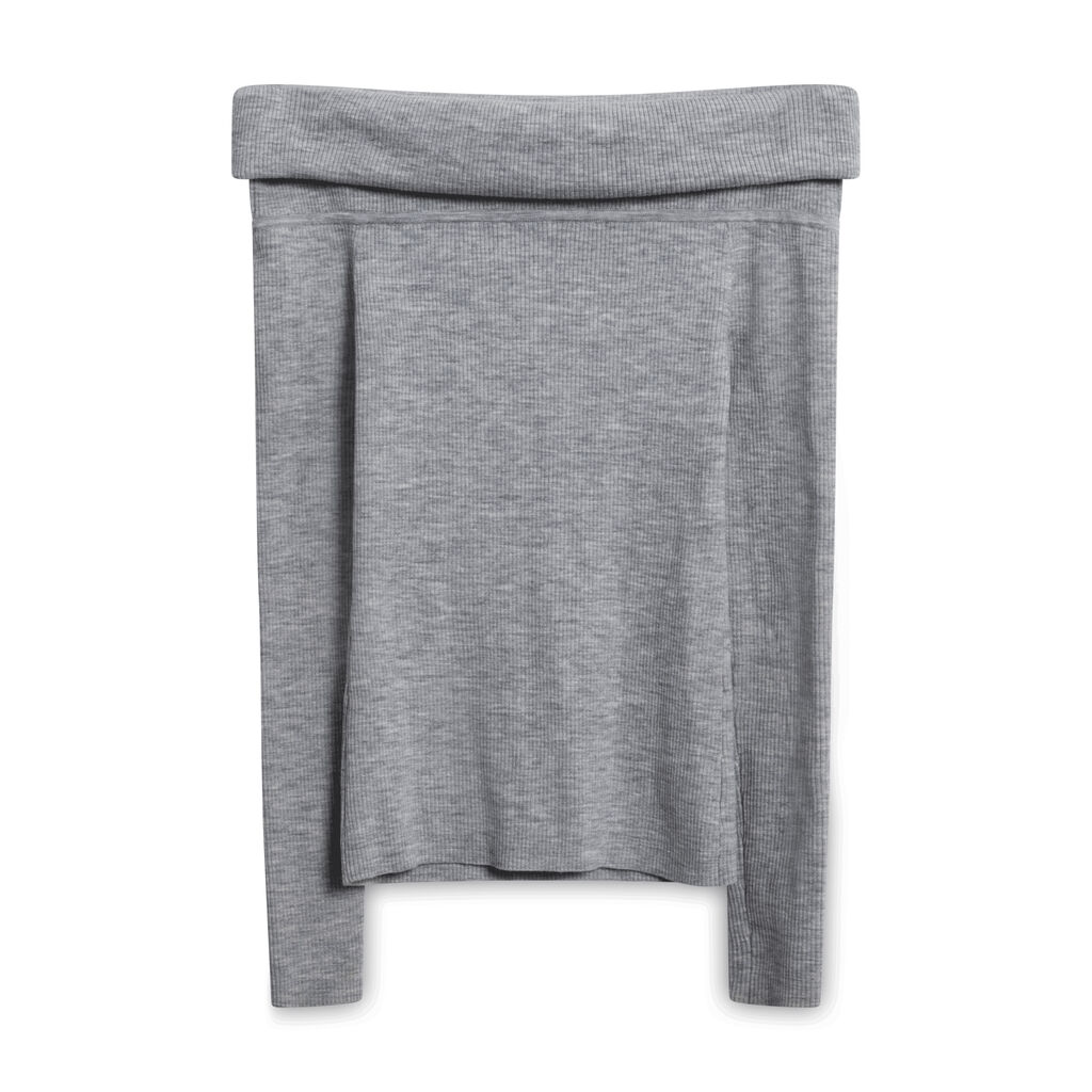 Aritza Wilfred Croquis Off-the-Shoulder Sweater