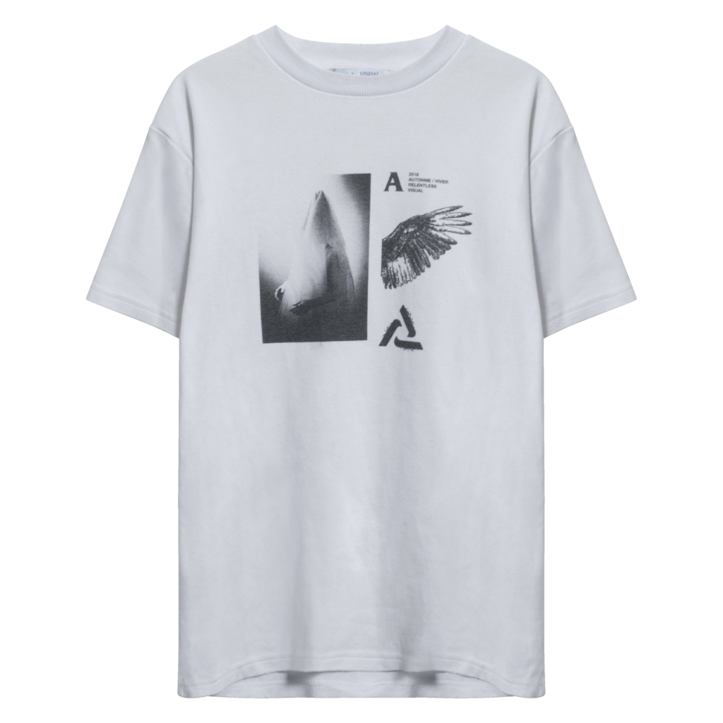 Alyx Printed Graphic Cotton T-Shirt
