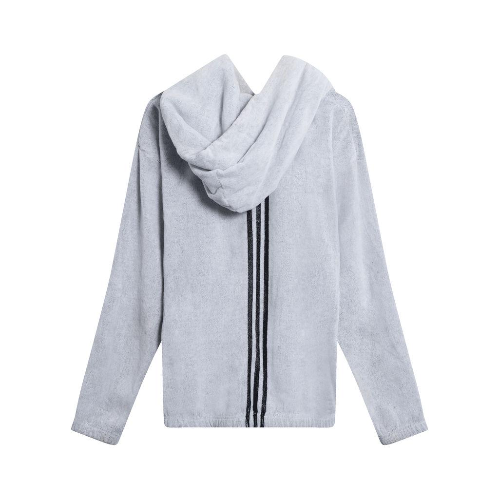 Adidas x Alexander Wang Hoodie- Grey