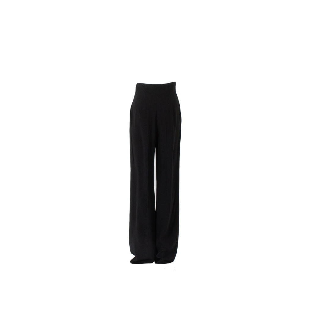 Prada Wide Leg Trousers